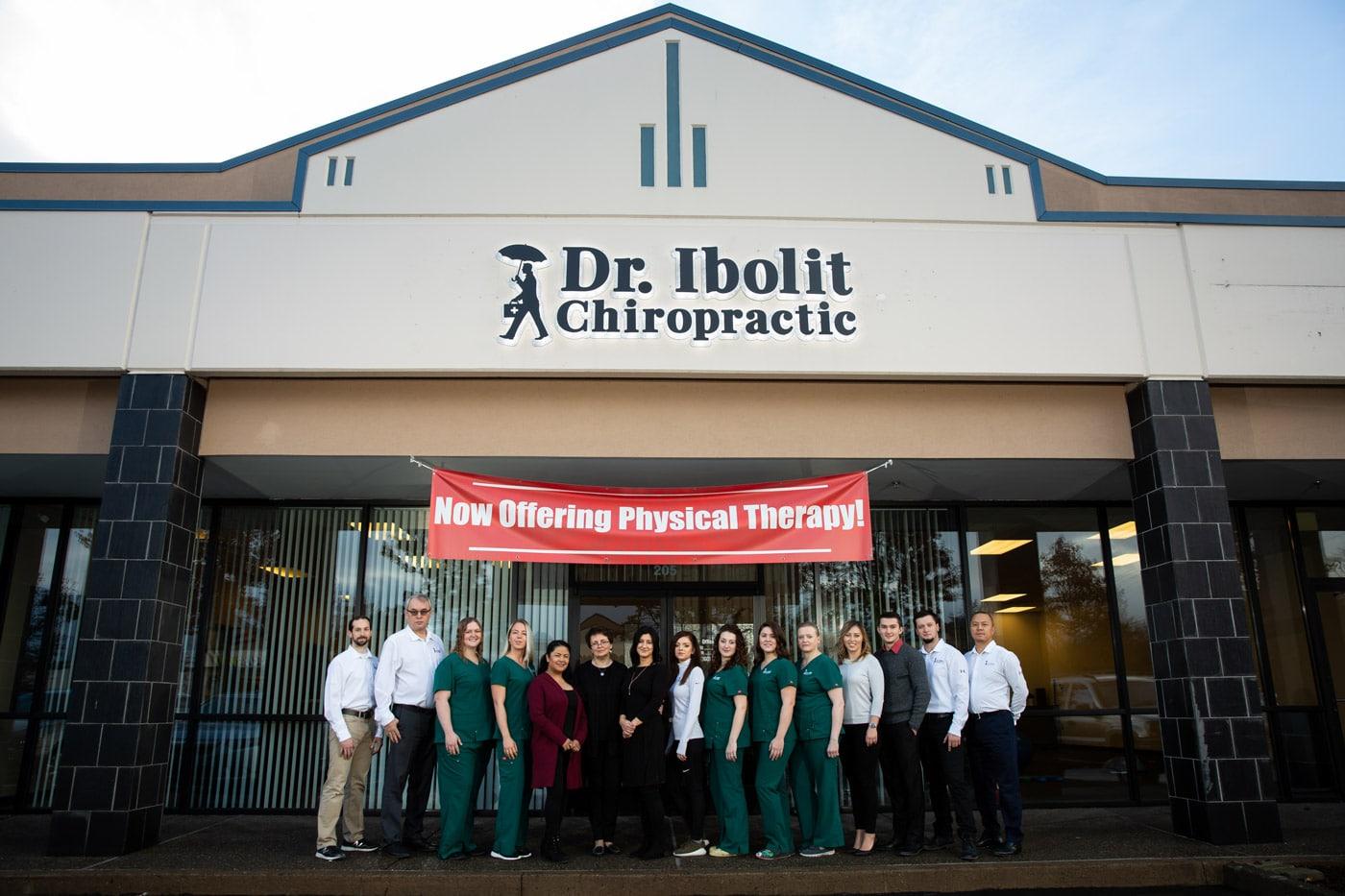 Dr Ibolit Staff