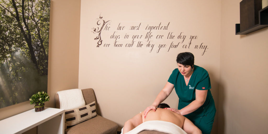 Dr. Ibolit Massage Therapist at Vancouver Washington